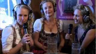 Wiesn 2012: Die Garmisch-Cops im Arabella-Studio