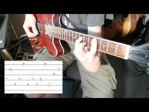 Die Toten Hosen - Sehnsucht in Dir - Gitarre mit Tabs