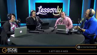EP 217: The Knowledge Divide w/Kyle Lacy   Edge of the Web thumbnail