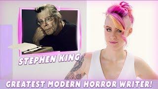 Stephen King is the Master of Modern Horror - Bio