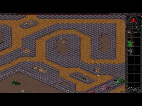 Tiberian Sun Online - Siege game with snake17