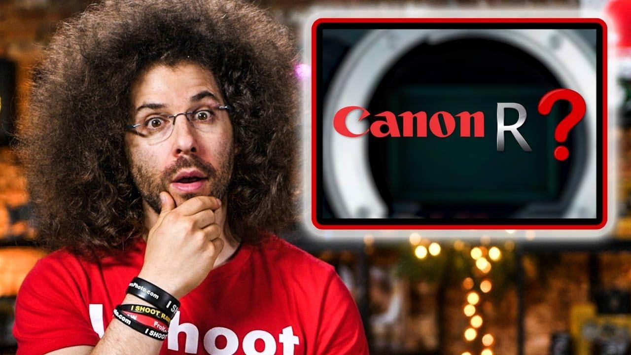 Is this CANON's Mirrorless CAMERA?! Panasonic and Fuji Rumors | Photo News  Fix