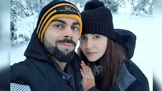 Anushka Sharma Virat Kohli Honeymoon Photos