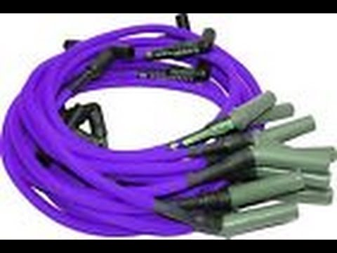 2005-2008 V6 Mustang Spark Plug Cables on