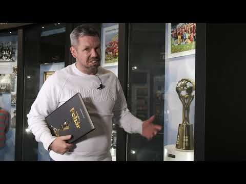 Pavel Horvath o knize Fotbalový Pohár