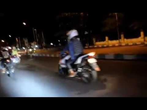 Rolling Padang city