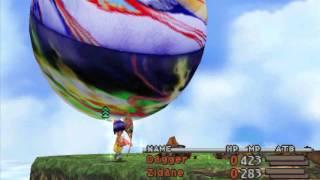 Final Fantasy IX - Eiko vs Ozma (Solo Combat, No Auto-Life/Rebirth Flame)