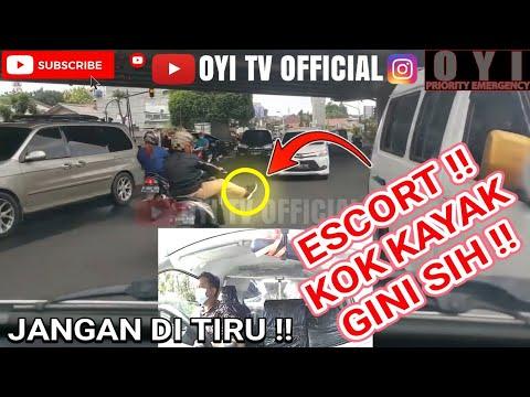 Download ESCORT KOK GINI⁉TIDAK PATUT DI CONTOH YA GAES‼   OYI TV