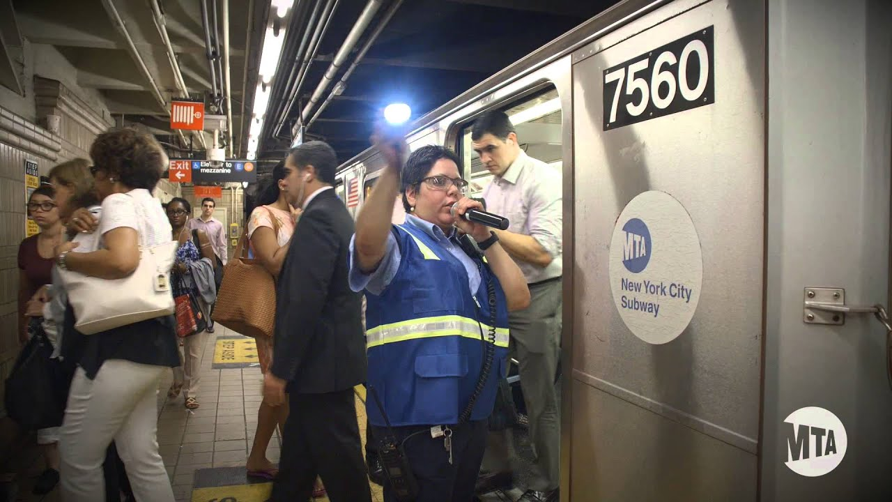 MTA's Most Useless Position: Platform Controllers (Union
