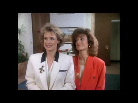 Dallas: Sly tells J.R she's leaving Ewing Oil.