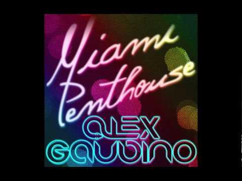 Alex Gaudino - Miami Penthouse (Original Mix) (Cover Art)