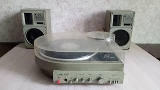 Продаю стерео проигрыватель виниловых пластинок Сонет-208