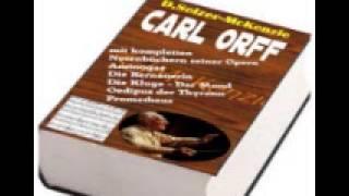 Opera Prometheus von Carl Orff