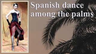 ALINA MAKSYMENKO AKIMOV DMITRIY NICE MUSIC SEXY SPANISH DANCE АЛИНА МАКСИМЕНКО