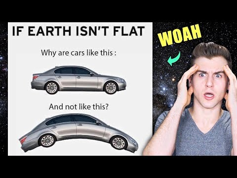 "The Funniest ""Earth Is Flat"" Memes"