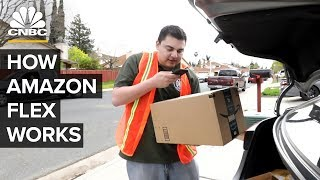 What It's Like To Be An Amazon Flex Delivery Driver