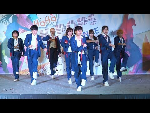 170930 EXPERF cover EXO - The Eve + XOXO (Kisses & Hugs) + Power @ HaHa Cover Dance 2017 (Final)