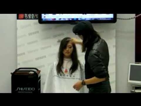 JASON YIP HAIR  jason hair show trainting 1