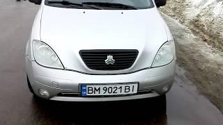 ГБО 4 на Saipa Tiba (Иранский авто)