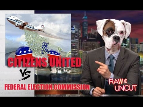 Citizens United v. Federal Election Commission #Realanimalsfakepaws