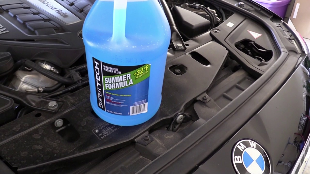 How to Add Windshield Washer Fluid to Your Vehicle How to Add Windshield Washer Fluid to Your Vehicle new foto