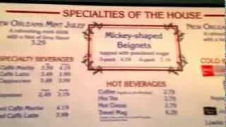 Mint Julep Bar New Orleans Square Disneyland