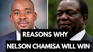 10 Reasons why Nelson Chamisa will win the election