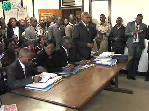 Contempt Of Court Proceedings Against KNUT To Be Re-Applied