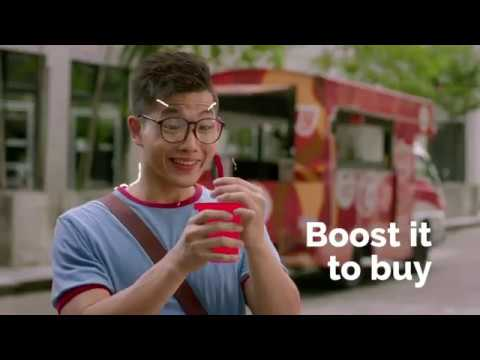 #BOOSTit with Malaysia's Own Rewarding E-Wallet