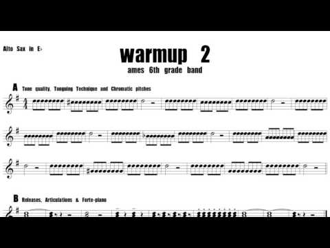warm up notes Powerful high vocal warmups that will give strength to your high notes, and allow you to hit your highest note with no strain at all to hit high notes, you need to learn how to shorten your vocal cords.