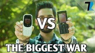 Jiophone Vs Nokia 3310(2017) - Who Wins???