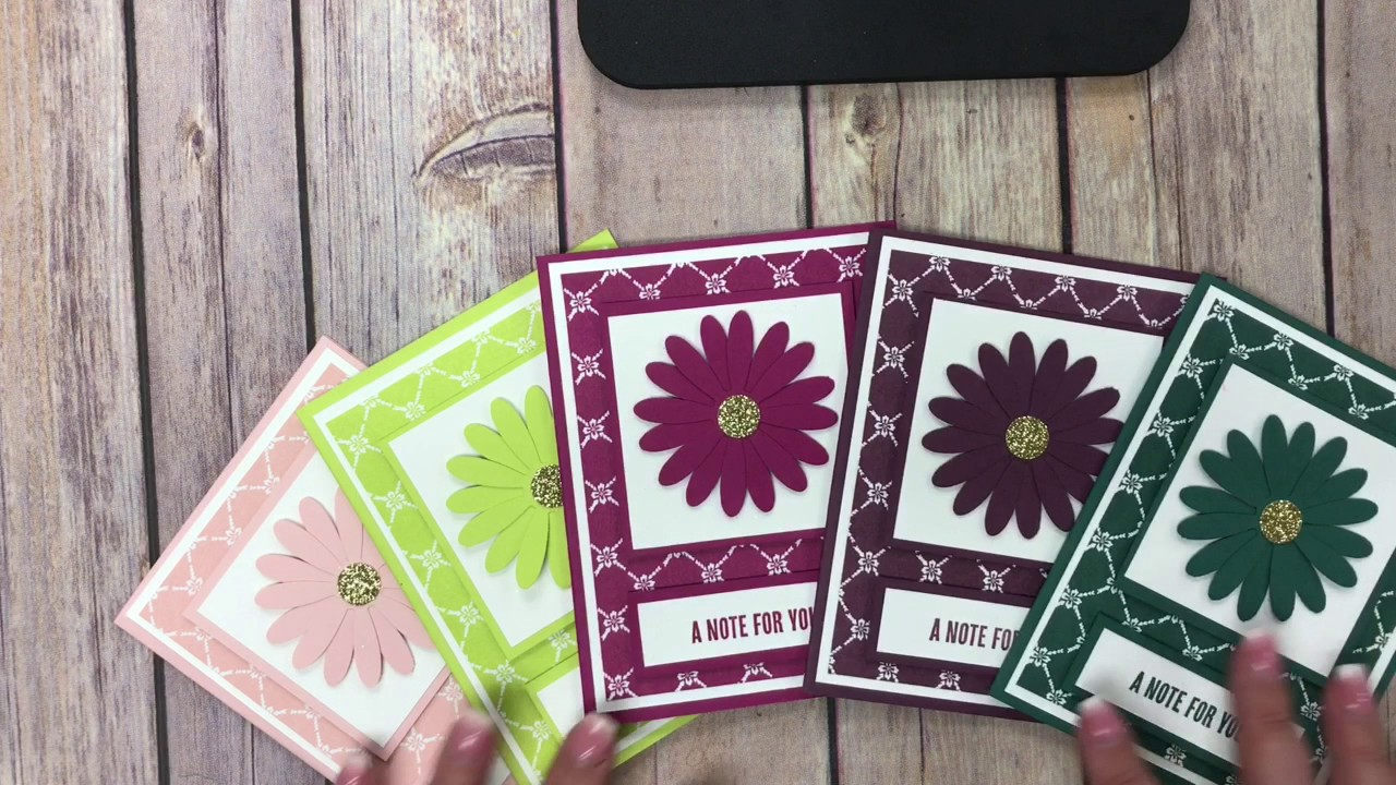 Sneak Peek Of The New Stampin Up In Colors For 2017 2019