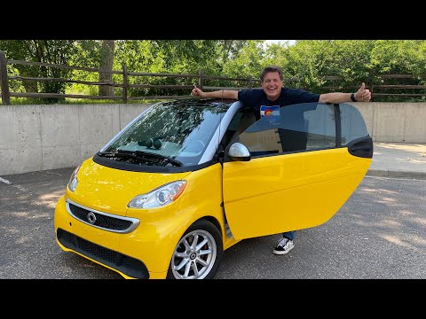 Is A Used Electric Smart Car Seven Times Better Than The Cheapest New Electric Car In The World?