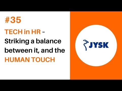 Episode #35 Matt Burns, Chief HR Officer at JYSK