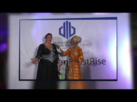 BizToday and the Durban Chamber of Commerce and Industry 160th Annual Gala Dinner