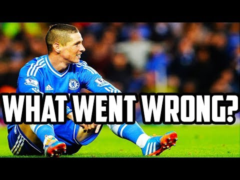 What Happened to Fernando Torres' Career?