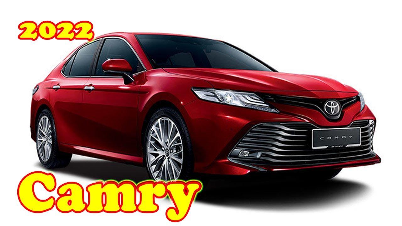 2022 Toyota Camry Xse 2022 Toyota Camry Trd 2022 Toyota Camry V6 Interior Release Date Youtube