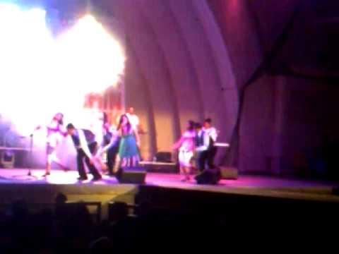 Richa Sharma Live (Zor Ka Jhatka) Part 1