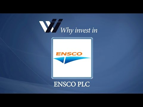 Ensco PLC - Why Invest In