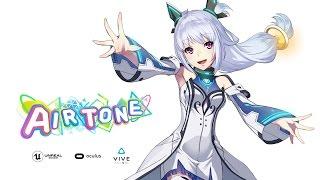 AIRTONE VR - Gameplay Movie | I promise you / Yasushi Asada feat. Mary