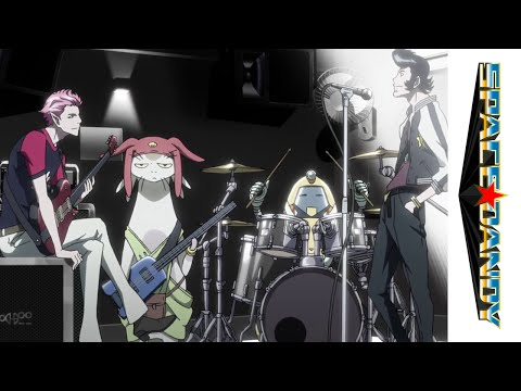 Name The Band - Space Dandy Season 2 preview clip