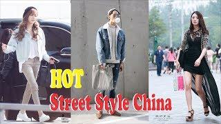 Những Street Style Nổi Bật Nhất Tại China - Phong Cách Thời Trang cực độc của Giới Trẻ Trung Quốc