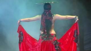 Alla Kushnir   professional belly dance
