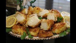 Как вкусно пожарить треску? Лучший рецепт в мире! - рыба в пармезане