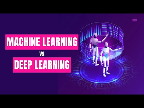 Machine Learning VS Deep Learning   ForeignAdmits