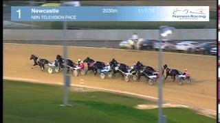 NEWCASTLE - 11/07/2015 - Race 1 - NBN TELEVISION PACE