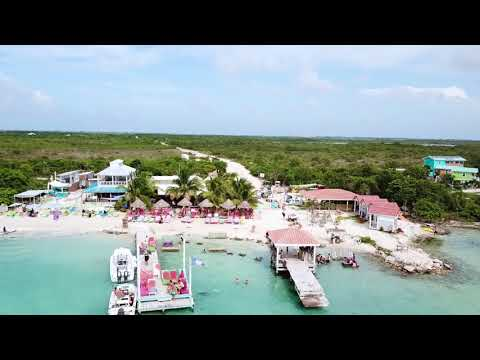 Secret Beach - July 2018 - Belize Islands Real Estate