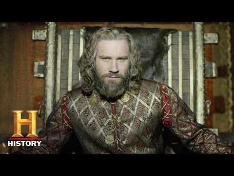 Vikings: Season 4 Character CatchUp  Rollo Clive Standen  History
