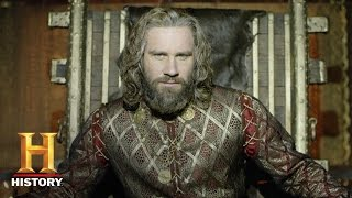 Vikings: Season 4 Character Catch-Up - Rollo (Clive Standen) | History