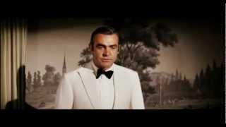 Diamonds Are Forever (Bond 50 Trailer)